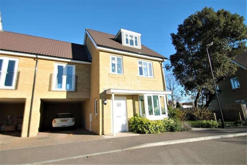 4 Bedrooms Detached House for sale in Martin Drive, Stone, Dartford, DA2