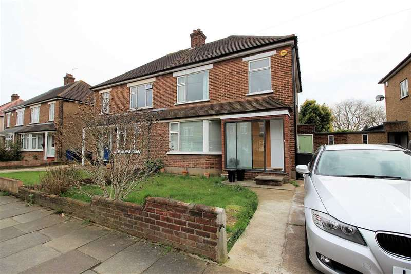 3 Bedrooms Semi Detached House for sale in Leasway, Stifford Clays