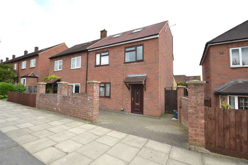 5 Bedrooms Semi Detached House for sale in Huntsman Road, Hainault, Ilford