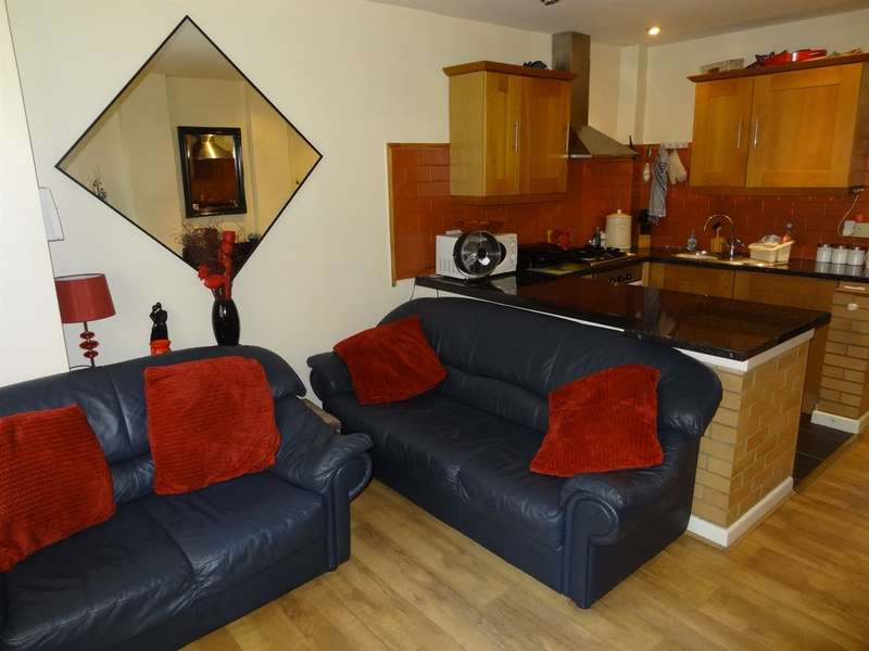 1 Bedroom Apartment Flat for sale in Vere Street, Barry