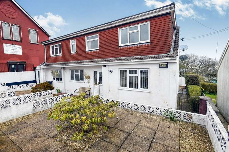 5 Bedrooms Detached House for sale in Fair View Estate, Merthyr Tydfil