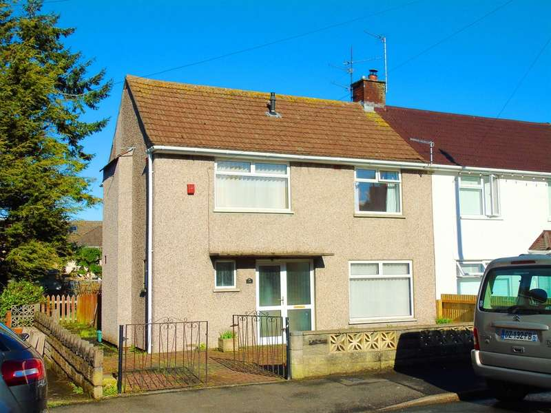 3 Bedrooms Semi Detached House for sale in Castle Avenue, Penarth