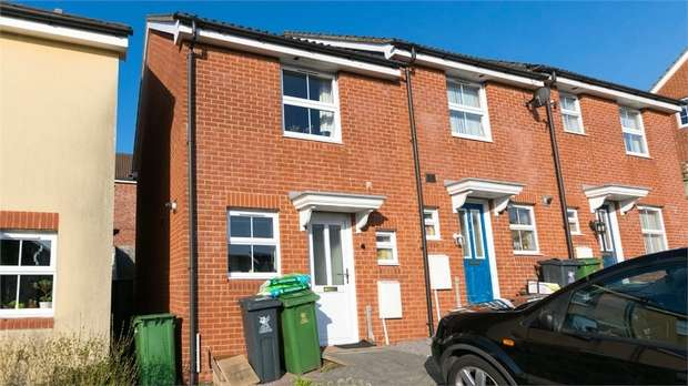 2 Bedrooms Terraced House for sale in Brynheulog, Pentwyn, CARDIFF