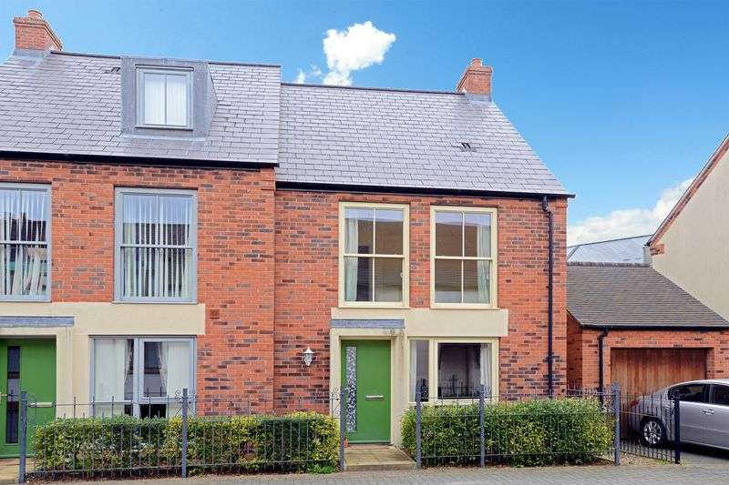 2 Bedrooms Terraced House for sale in Eastcote Avenue, Lawley, Telford, Shropshire.