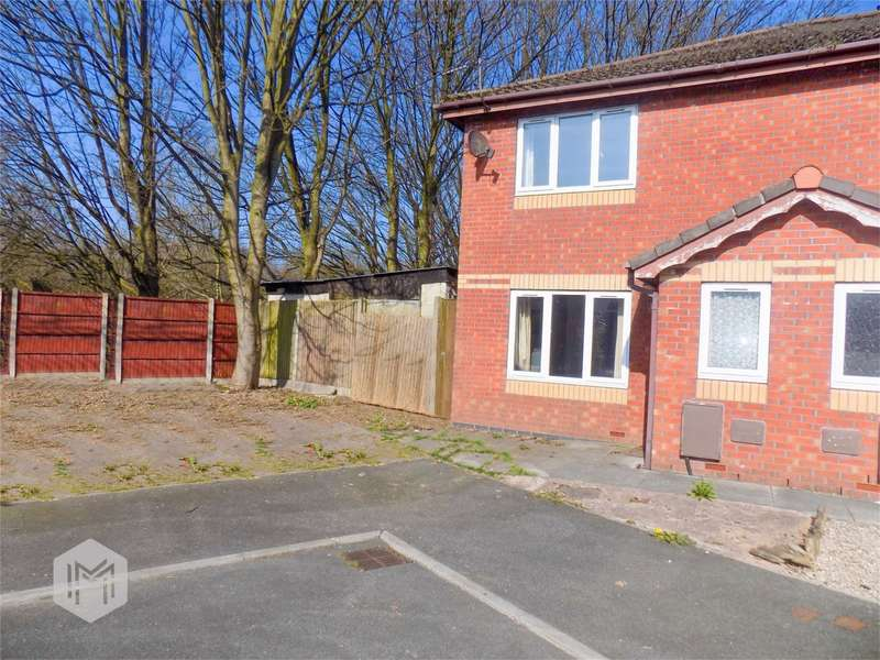 3 Bedrooms Semi Detached House for sale in Wood Edge Close, Farnworth, Bolton, Lancashire