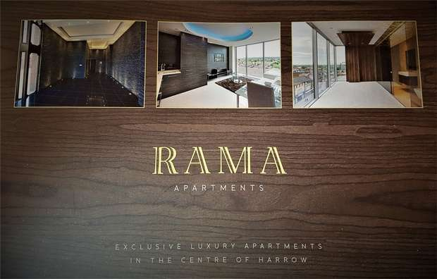 2 Bedrooms Flat for sale in Rama Apartments, Harrow, Greater London
