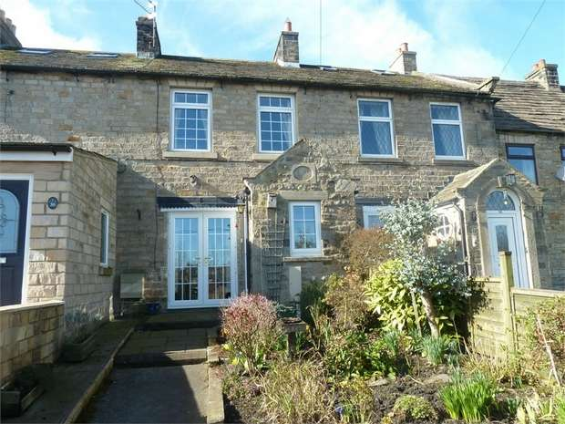 2 Bedrooms Terraced House for sale in Low Startforth Road, Barnard Castle, Durham