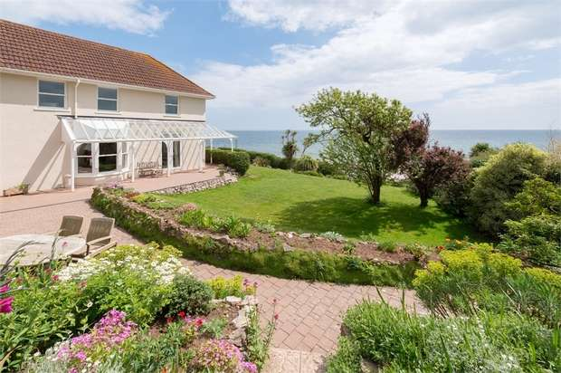 5 Bedrooms Detached House for sale in Budleigh Salterton, Devon