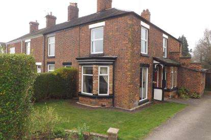 3 Bedrooms Semi Detached House for sale in Marsh Green Road, Elworth, Sandbach, Cheshire