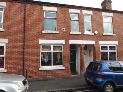 3 Bedrooms Terraced House for sale in Caythorpe Street, Manchester, Greater Manchester, Uk