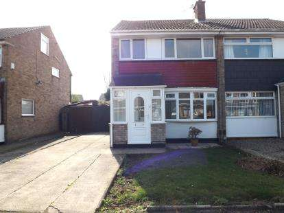 3 Bedrooms Semi Detached House for sale in Bondene Grove, Bishopsgarth, Stockton-On-Tees, Durham
