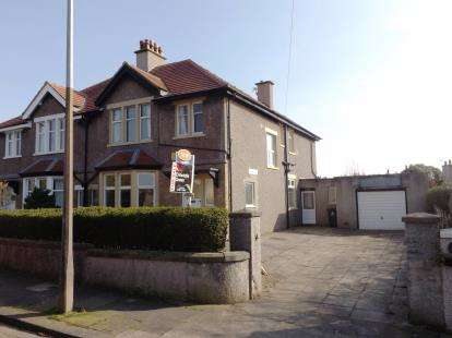 4 Bedrooms Semi Detached House for sale in Draycombe Drive, Heysham, Morecambe, Lancashire, LA3