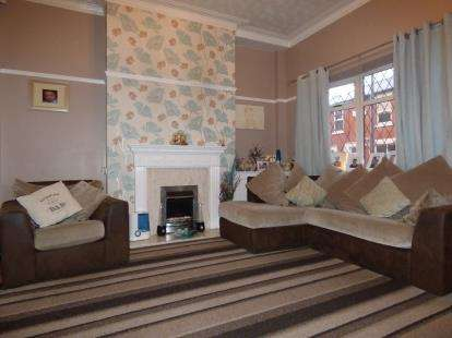 3 Bedrooms Terraced House for sale in Stocks Road, Ashton, Preston, Lancashire, PR2