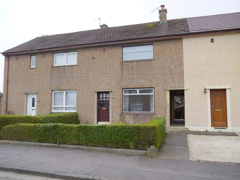 2 Bedrooms Terraced House for sale in Moorfield Road, Prestwick, KA9