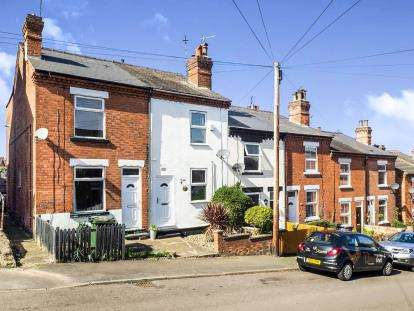 2 Bedrooms Terraced House for sale in Marhill Road, Carlton, Nottingham