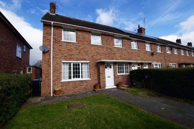 3 Bedrooms Terraced House for sale in Henry Street, Rhostyllen, Wrexham