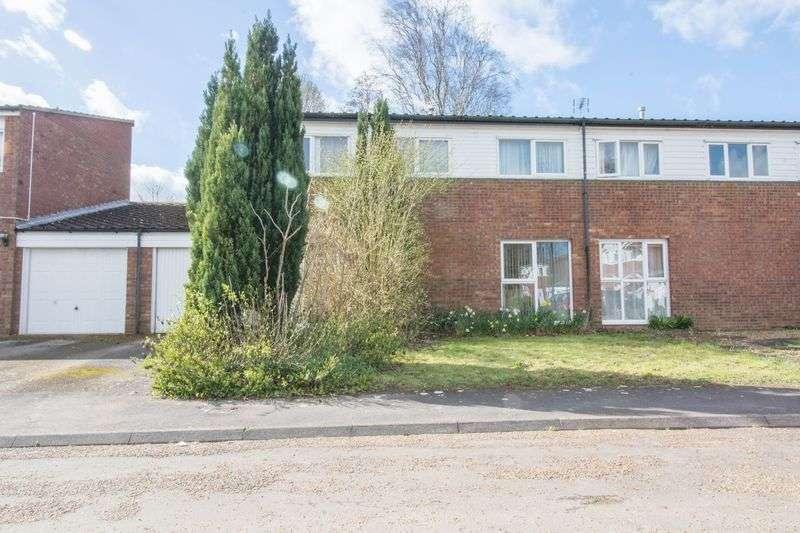3 Bedrooms Semi Detached House for sale in Cotman Close, Greenleys, Milton Keynes