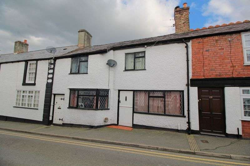 3 Bedrooms House for sale in Church Street, Llangollen