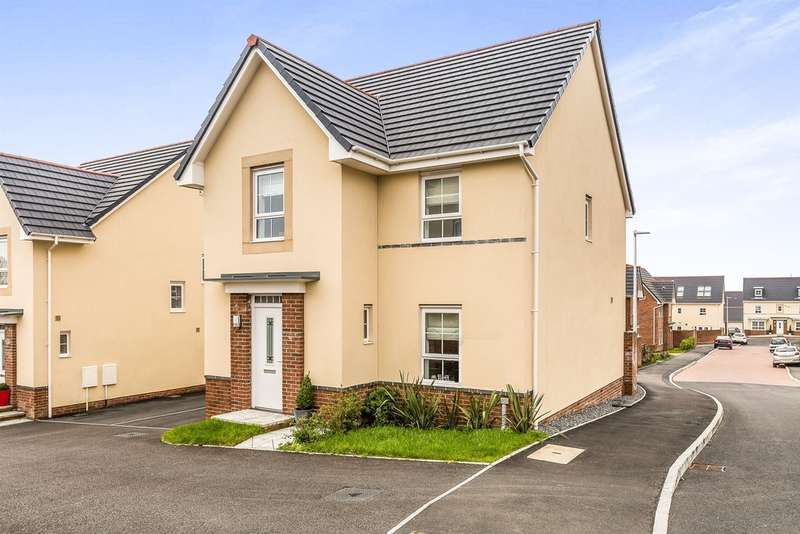 4 Bedrooms Detached House for sale in Horizon Way, Loughor Gorseinon, Gorseinon