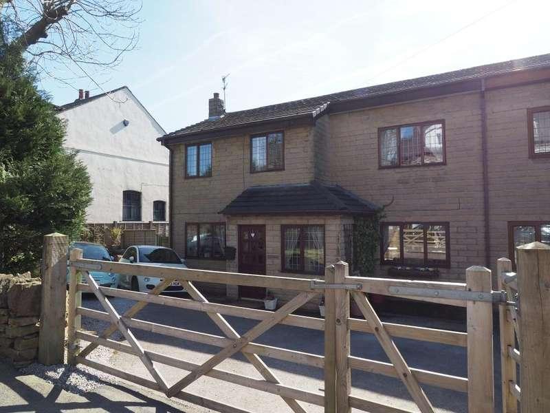 4 Bedrooms Semi Detached House for sale in Lower Lane, Chinley, High Peak, Derbyshire, SK23 6BE
