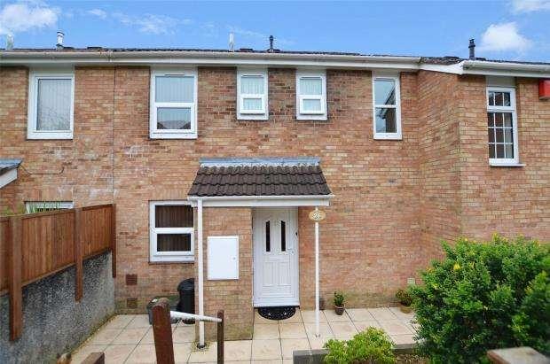 3 Bedrooms Terraced House for sale in Patterdale Walk, Plymouth, Devon