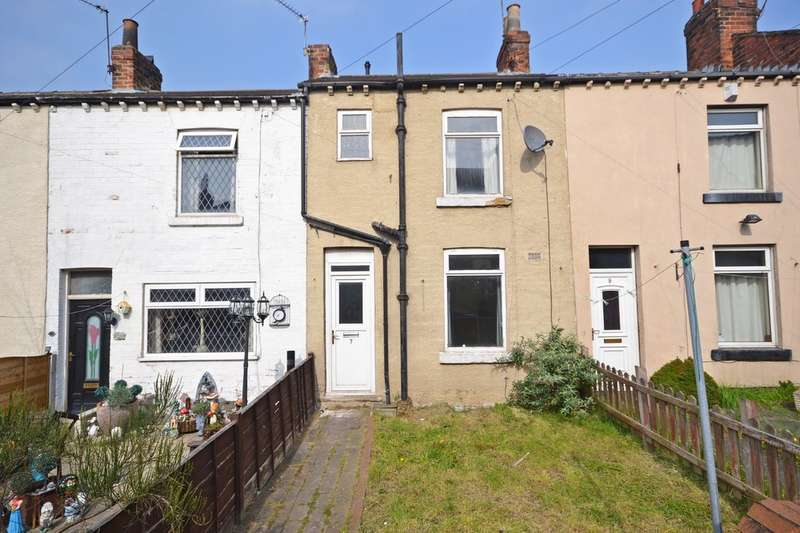 2 Bedrooms Terraced House for sale in Oakes Street, Wakefield