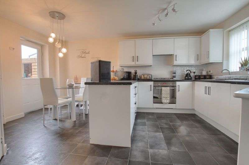 3 Bedrooms Semi Detached House for sale in Nevis Walk, Thornaby