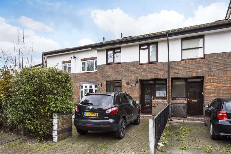 3 Bedrooms House for sale in Benwick Close, London, SE16