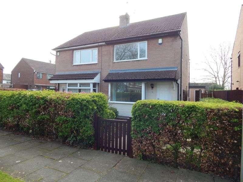 2 Bedrooms Semi Detached House for sale in Broad Oak Green, Penwortham, Preston