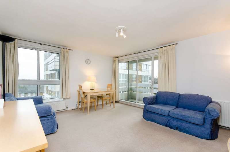 2 Bedrooms Flat for sale in Warwick Drive, Putney, SW15
