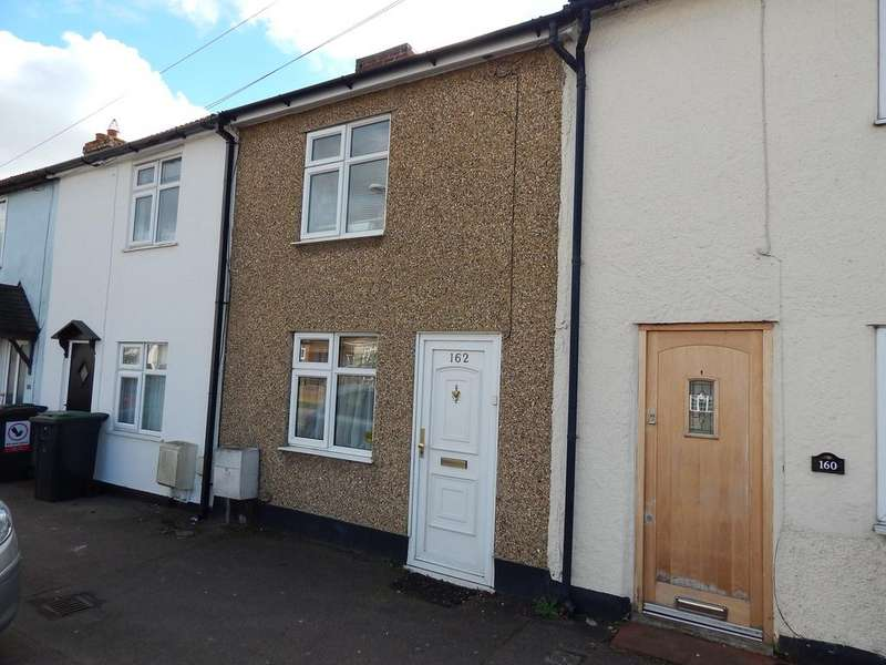 2 Bedrooms Terraced House for sale in Clifton Road, Shefford SG17