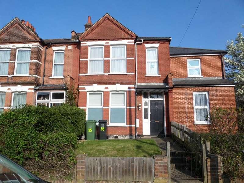 3 Bedrooms Terraced House for sale in Muirkirk Road, London