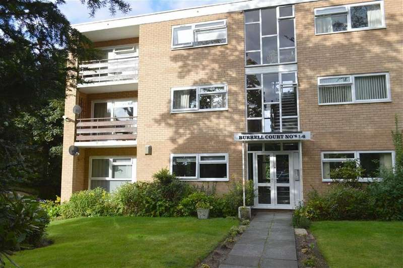 2 Bedrooms Apartment Flat for sale in Burrell Court, Burrell Road, Prenton, CH42