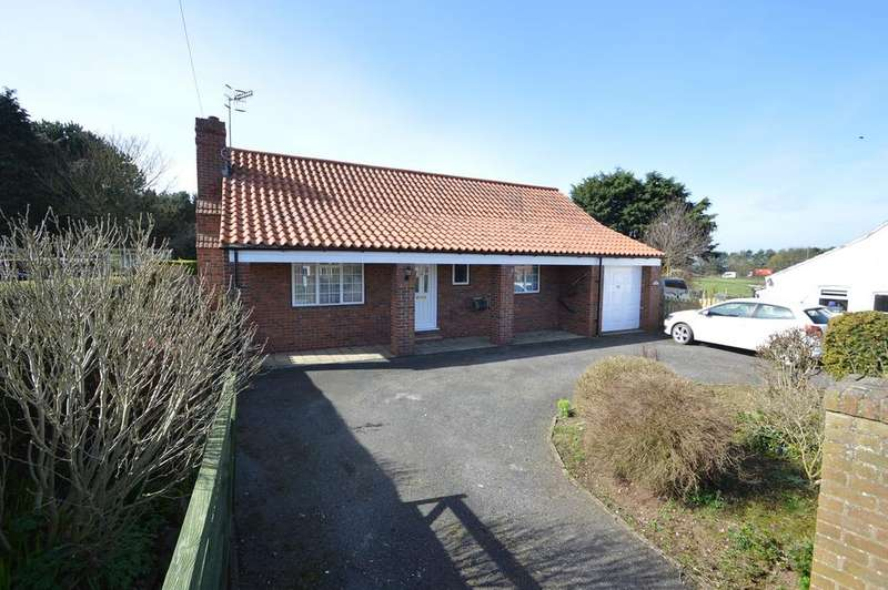 3 Bedrooms Detached Bungalow for sale in Potter Brompton, Scarborough YO12
