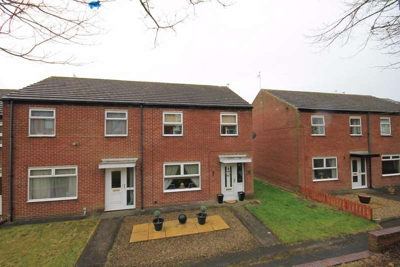 2 Bedrooms Terraced House for sale in Bank Foot Grove, Crook