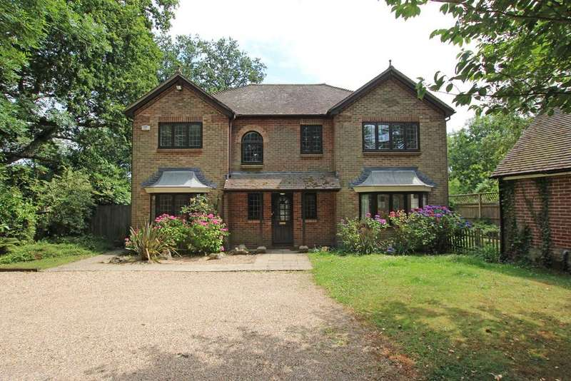 4 Bedrooms Detached House for sale in Lockhams Road, Curdridge SO32