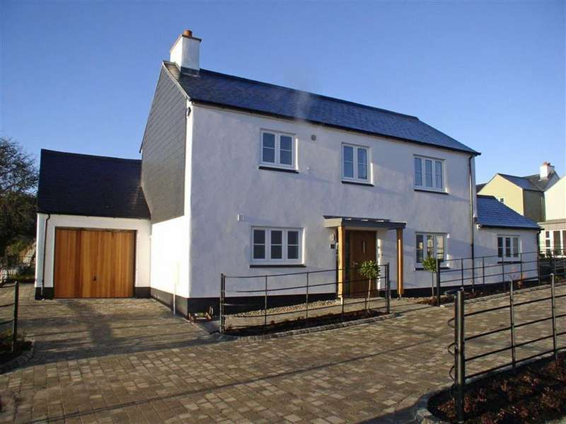 3 Bedrooms Detached House for sale in Lower Street, Chagford, Newton Abbot, Devon, TQ13