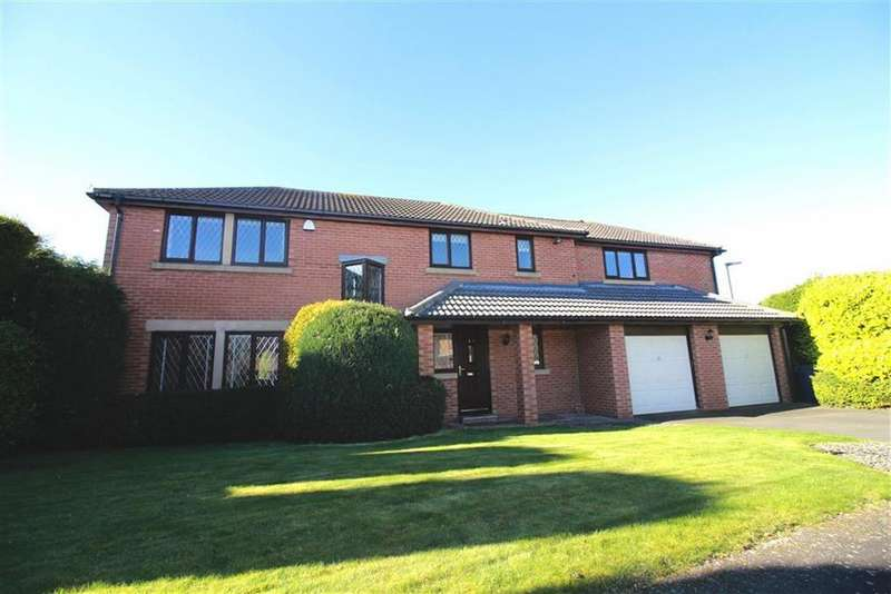 4 Bedrooms Detached House for sale in Melmerby Close, Newcastle Upon Tyne, NE3