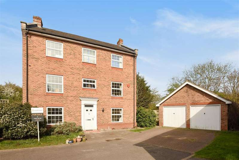 5 Bedrooms Detached House for sale in Terrett Avenue, Headington, Oxford