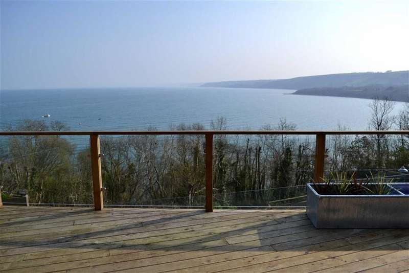 2 Bedrooms Cottage House for sale in George Street, New Quay, Ceredigion