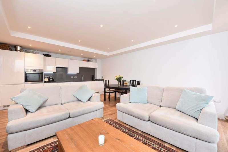 2 Bedrooms Flat for sale in Knaresborough Drive, SW18