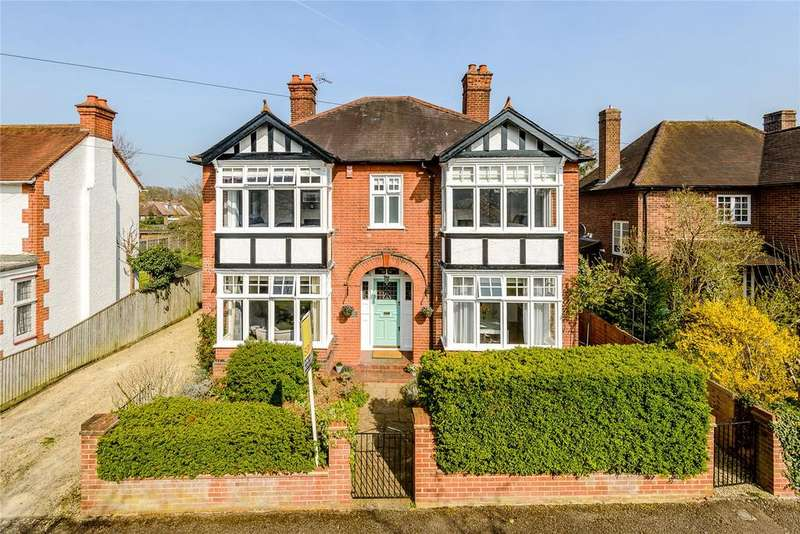 4 Bedrooms Detached House for sale in Buccleuch Road, Datchet, Berkshire, SL3