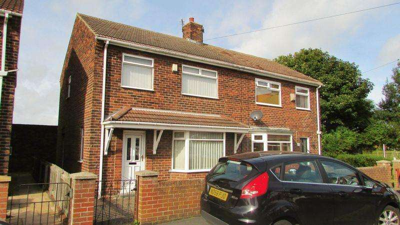 3 Bedrooms Semi Detached House for sale in Johnson Estate, Durham