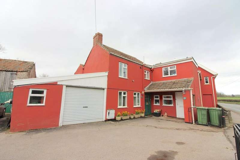 5 Bedrooms Detached House for sale in Coxley