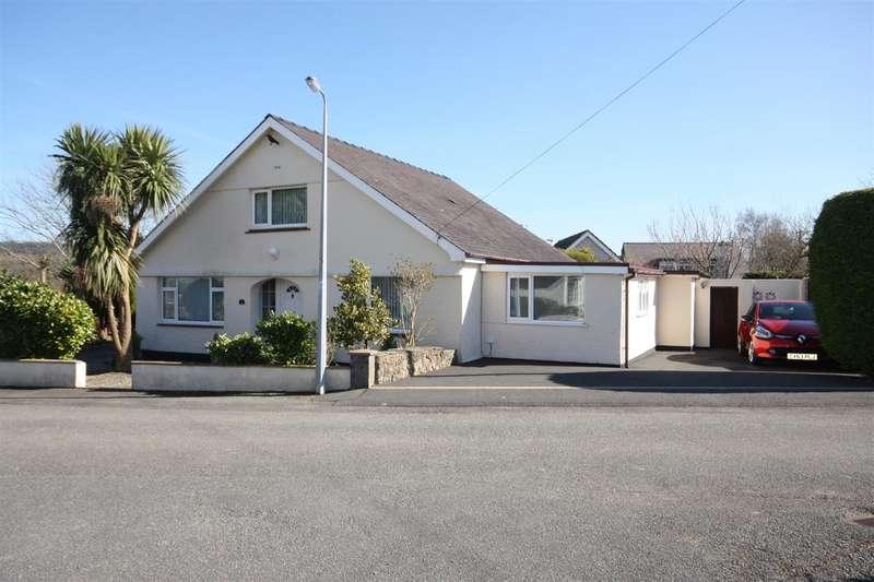 4 Bedrooms Bungalow for sale in Gwel Y Don Estate, Pentraeth
