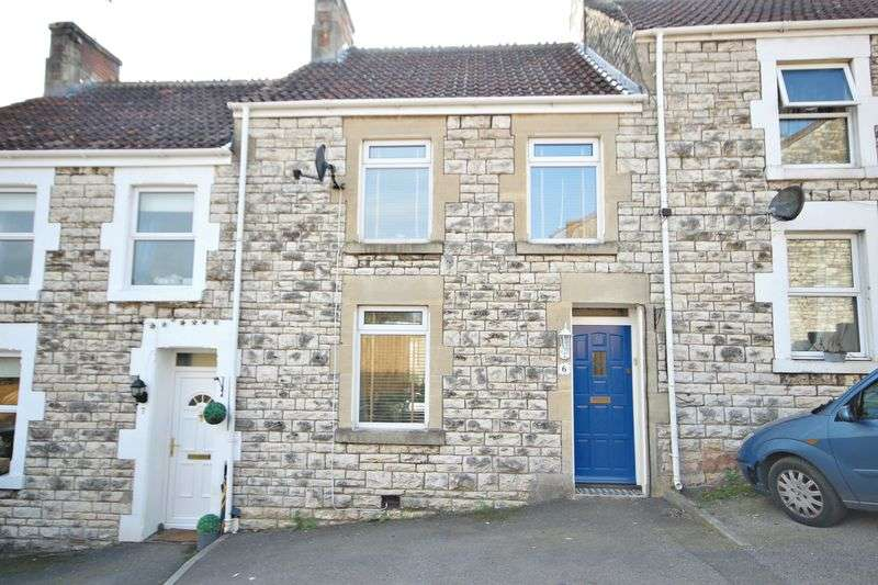 3 Bedrooms Terraced House for sale in Railway View Place, Midsomer Norton