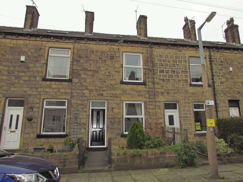 3 Bedrooms Terraced House for sale in Mitchell Terrace, Bingley