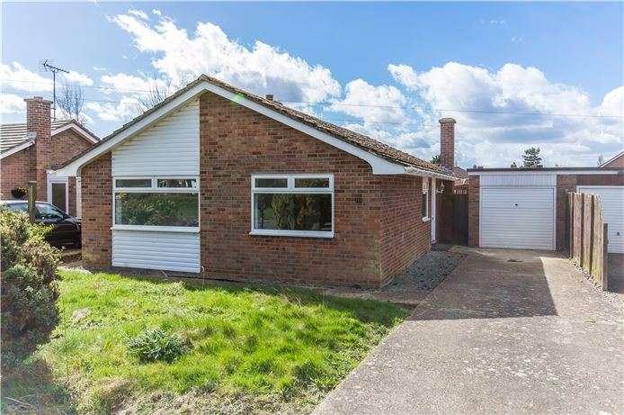 3 Bedrooms Detached Bungalow for sale in Prentice Close, Longstanton, Cambridge