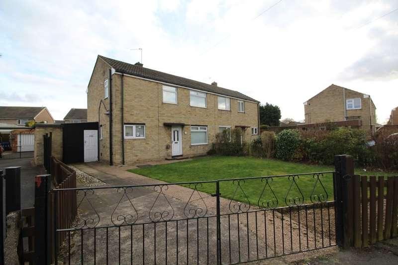 3 Bedrooms Semi Detached House for sale in Bracknell Drive, Alvaston, Derby, DE24