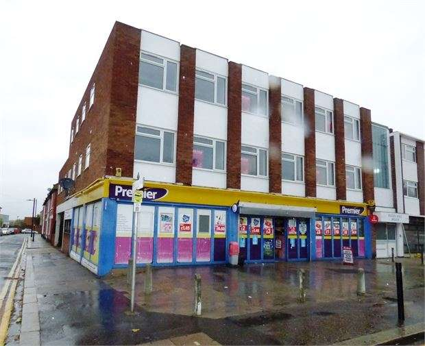 1 Bedroom Apartment Flat for sale in West Street, Southend on sea, SS2 6HJ